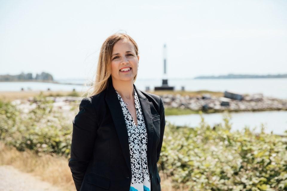 Nancy Small Tourism Richmond CEO