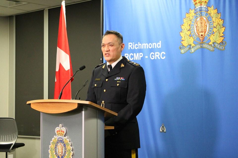Richmond RCMP Will Ng
