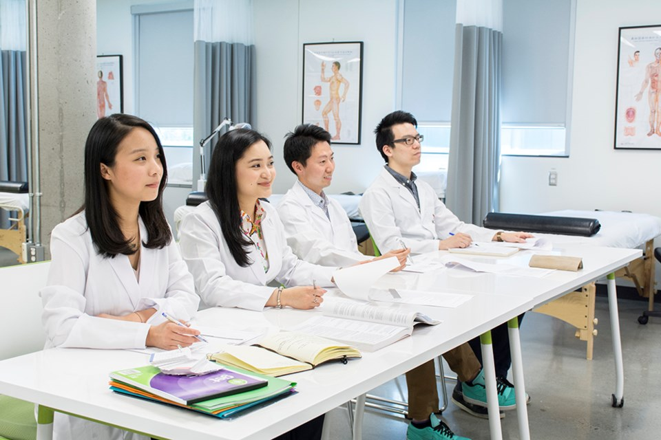 The TCM-AD program's student teaching clinic provides students with hands-on experience and knowledge in patient care.