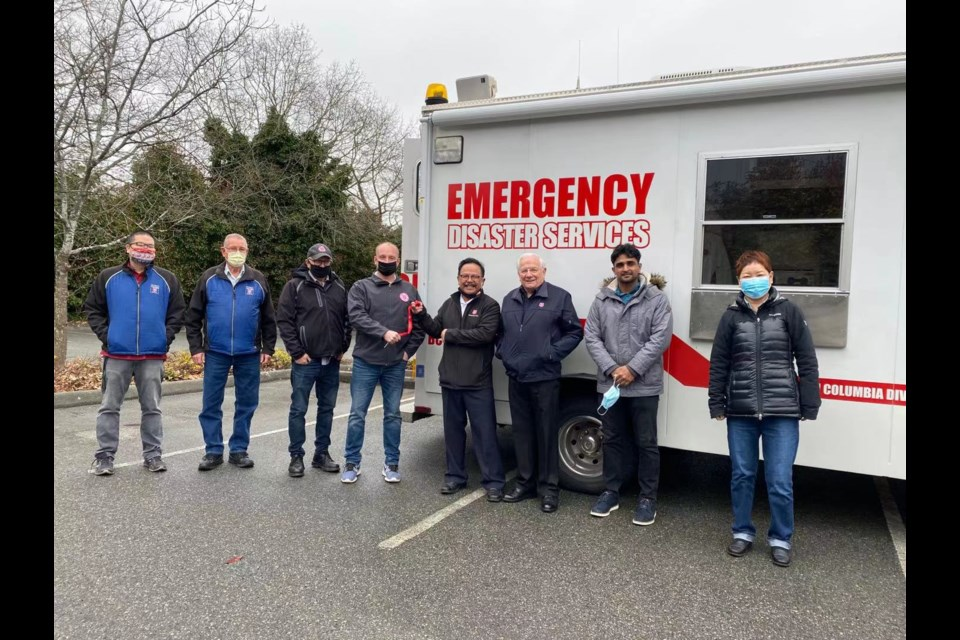 The Salvation Army volunteers use The Mobile Canteen to meet those in need, feeding and connecting them to available community services.