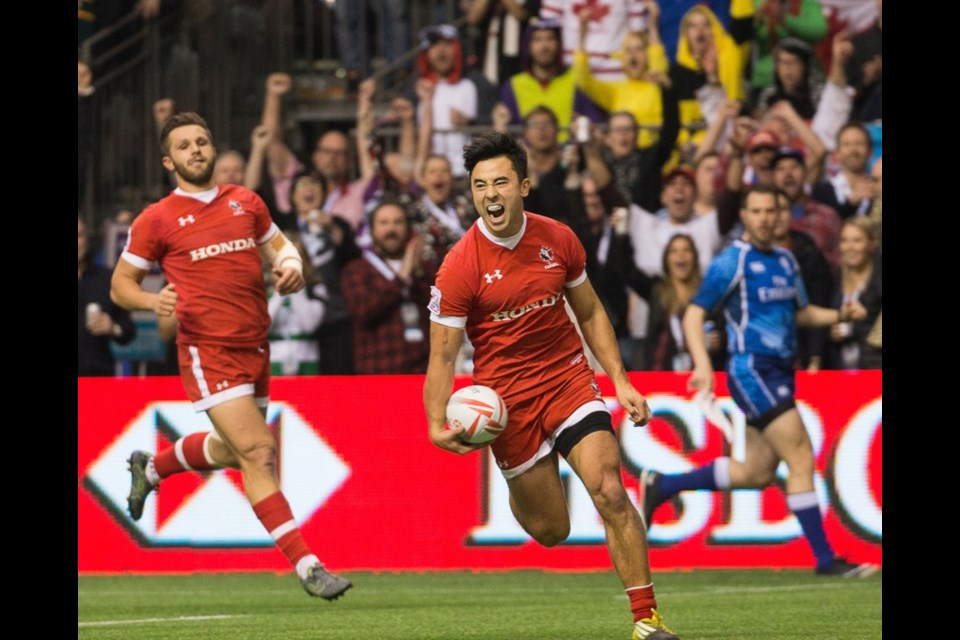 Richmond's Nathan Hirayama has retired from rugby sevens