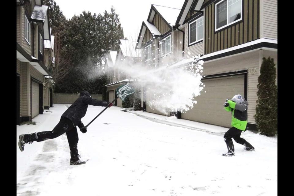 bet snow on christmas day