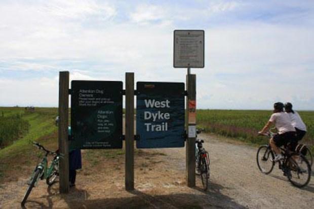 west dike trail