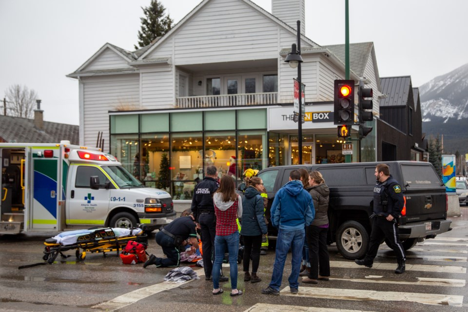20191204 Crosswalk Accident 0005