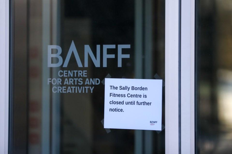 20200320 Banff Centre COVID 19 0059