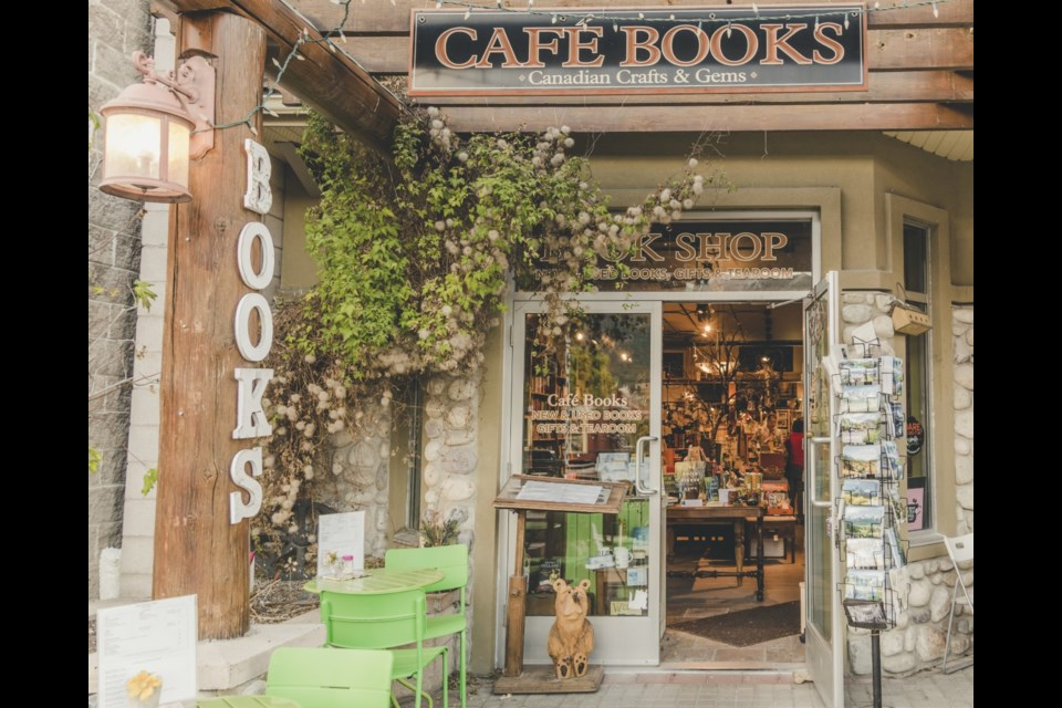 Café Books. SUBMITTED PHOTO