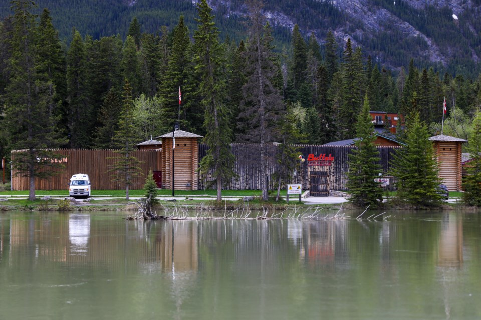 The Bow River has been issued a high streamflow advisory by Alberta Environment. EVAN BUHLER RMO PHOTO
