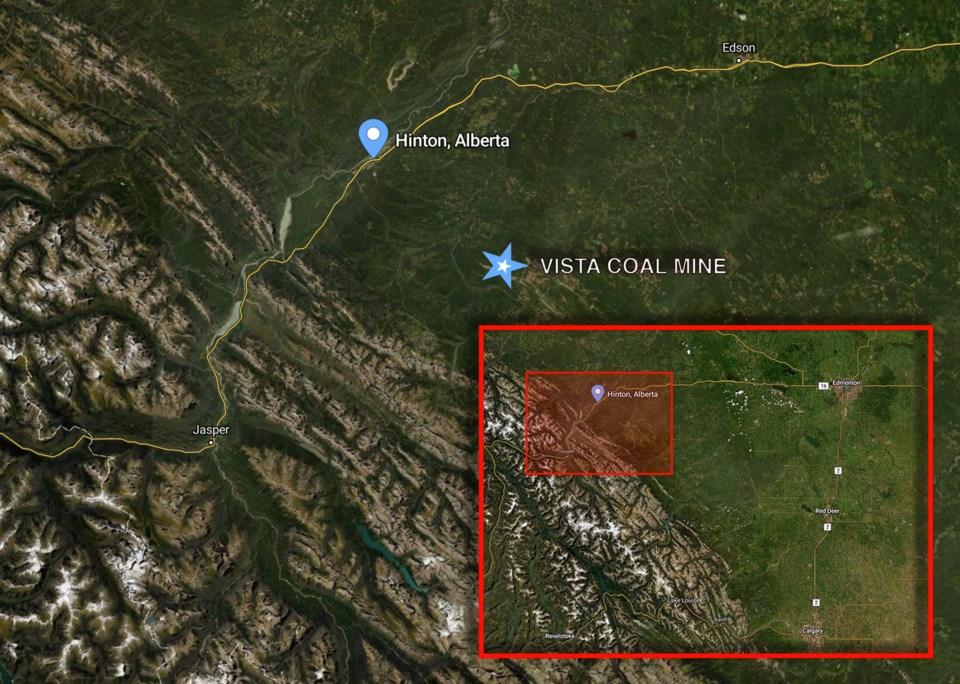 Vista Coal Mine