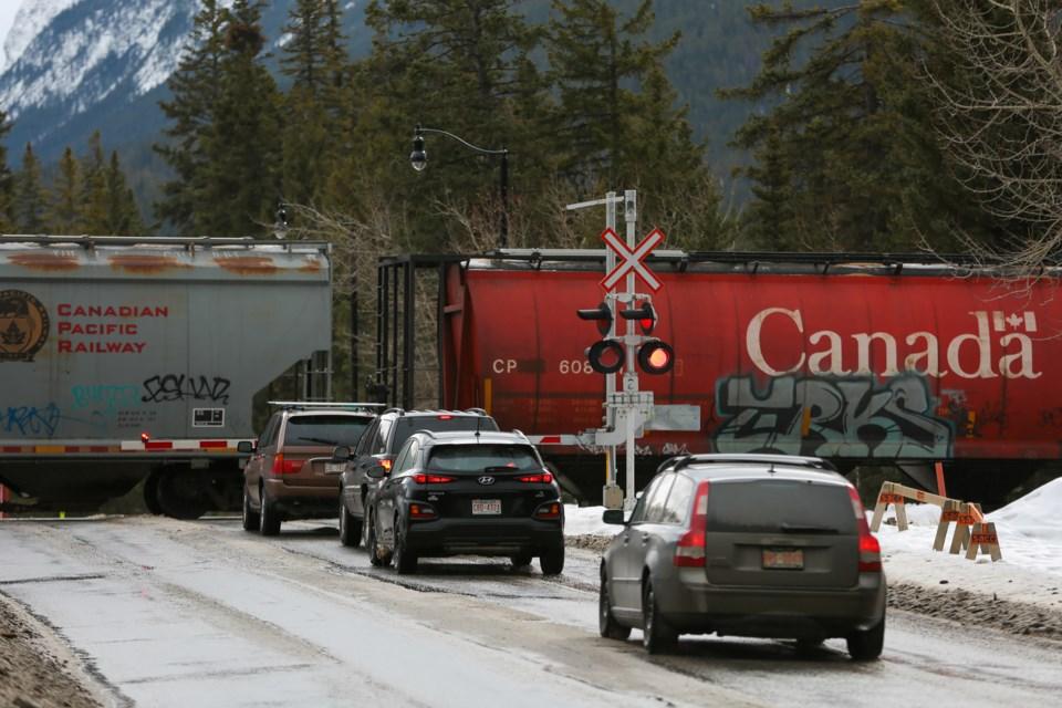 20210202 Banff Train 0007