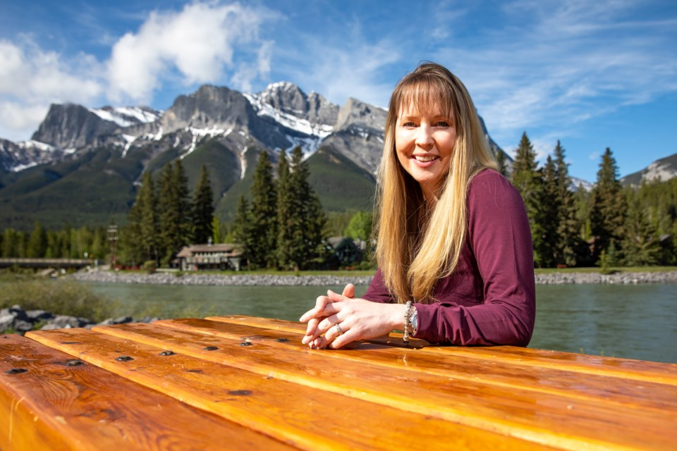 Former Canadian Olympian, Kelly VanderBeek will be heading to Tokyo for the 2021 Summer Olympics as a sports broadcaster for CBC. EVAN BUHLER RMO PHOTO