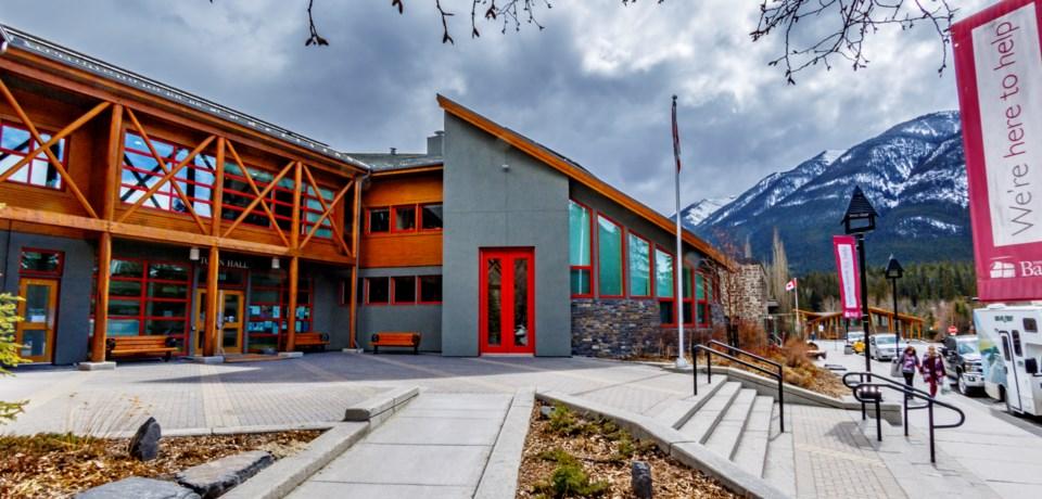 Banff Town Hall 2