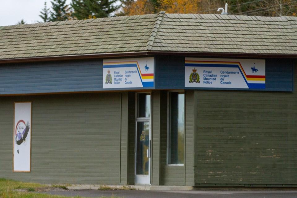 Stoney Nakoda RCMP