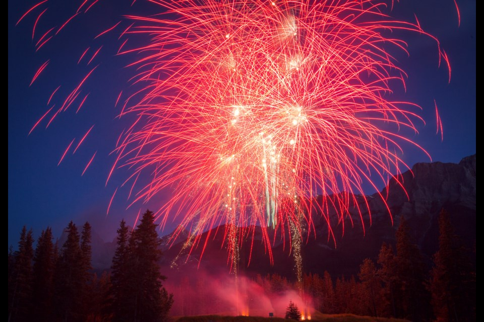 District of North Vancouver council will vote on whether to ban Halloween fireworks.   RMO FILE PHOTO