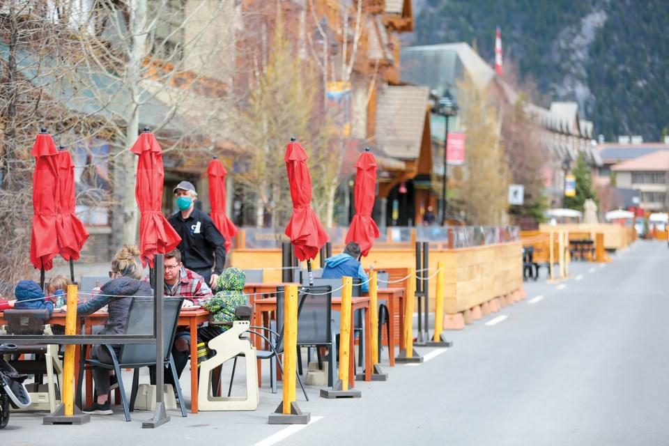 20210504 Banff Avenue 0048