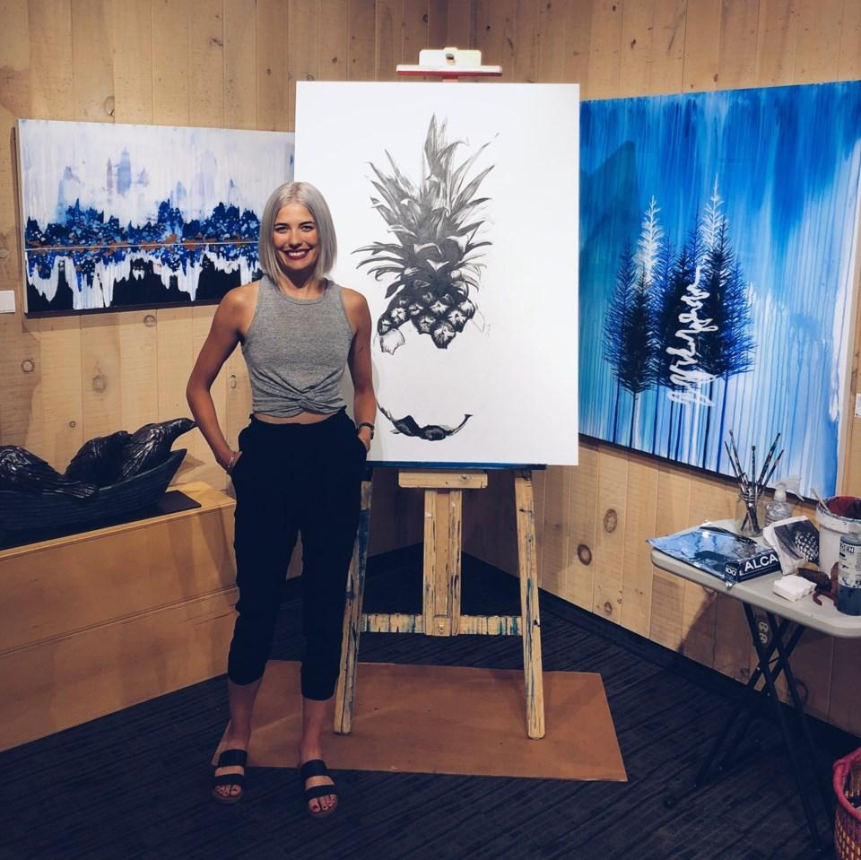 33 Kerry Langlois Art Live