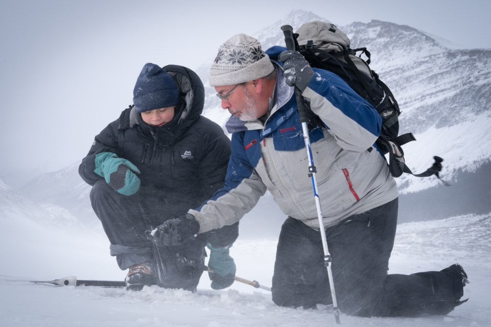 Athabasca_Glacier-John_Pomeroy-Greta_Thunberg-Oct_22_2019-USask-Mark_Ferguson-07770