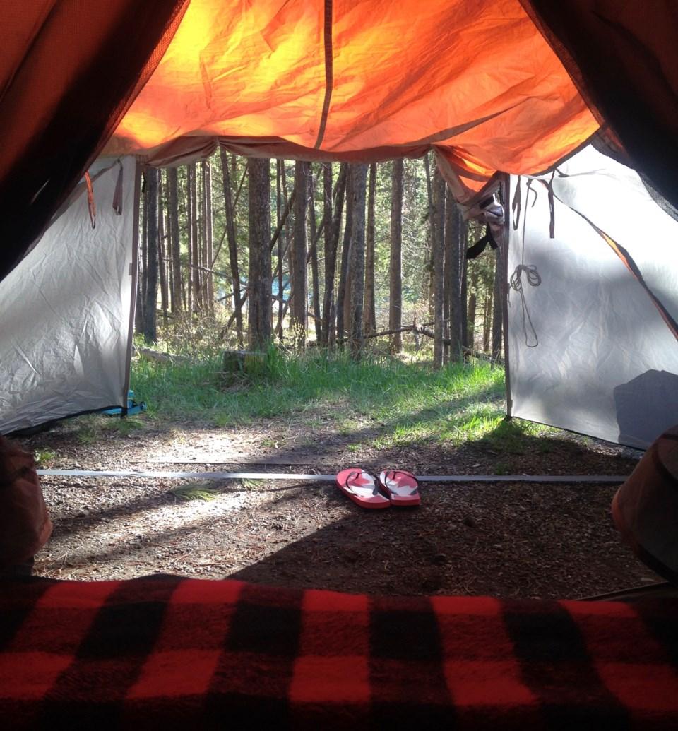 Limited camping opens in Banff, Yoho, Kootenay - RMOToday.com