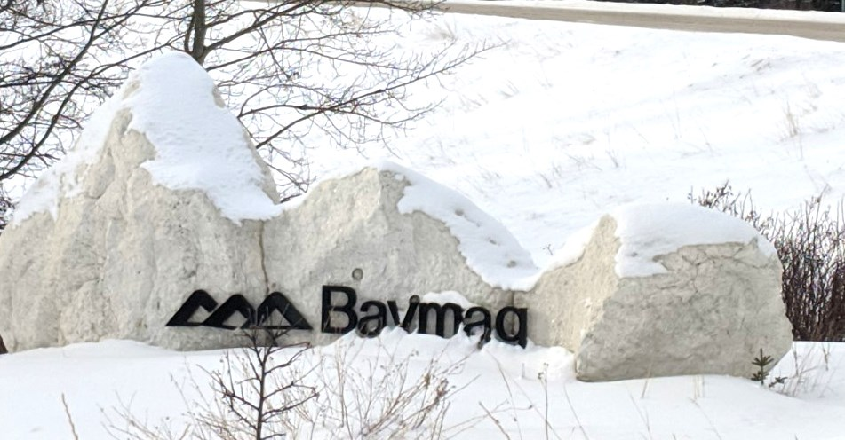 Baymag has applied to Alberta Environment and Parks to expand its production of magnesium oxide at its facility located on the 1A Highway between Canmore and Banff. JENNA DULEWICH PHOTO