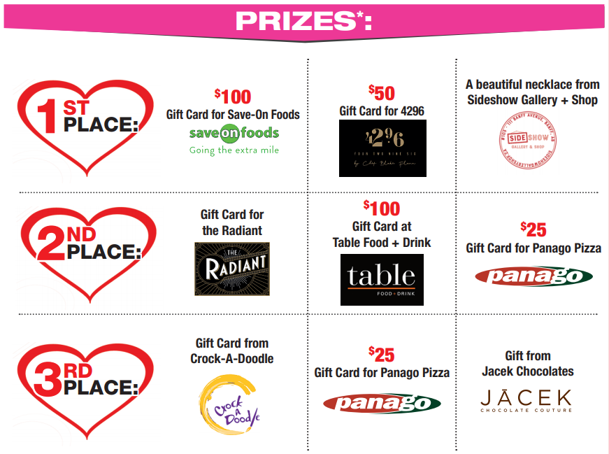 Contest-Prizes