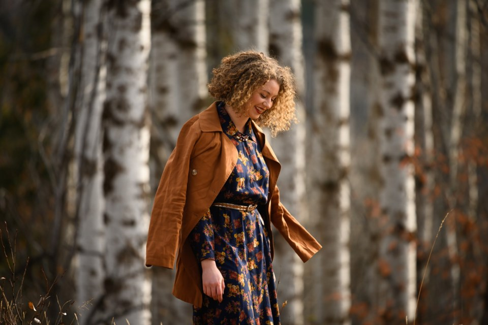 """Musician Rebecca Reid released her debut single """"What About Us"""" on May 8. IAN REID PHOTOGRAPHY"""