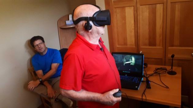 MG28 Inside the Mine VR