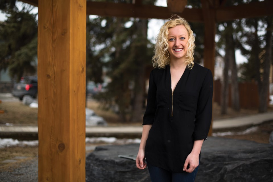Banff-Kananaskis MLA Miranda Rosin is one of three MLAs in Rocky View County who disagree with their own government's implementation of additional public health restrictions. Photo by Aryn Toombs/Great West Media