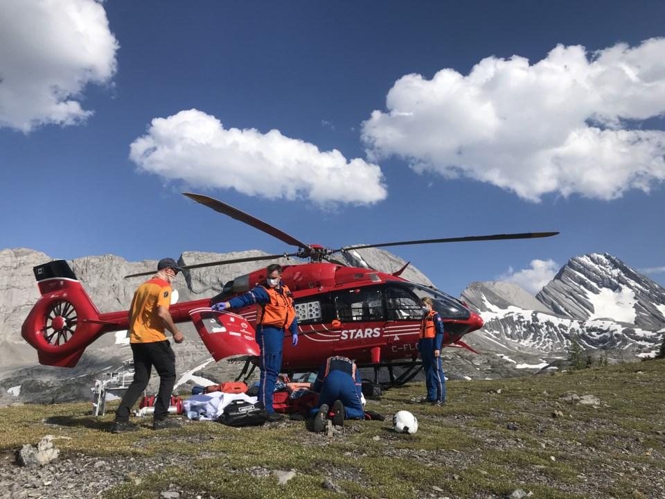 N32 stars rescue burstall