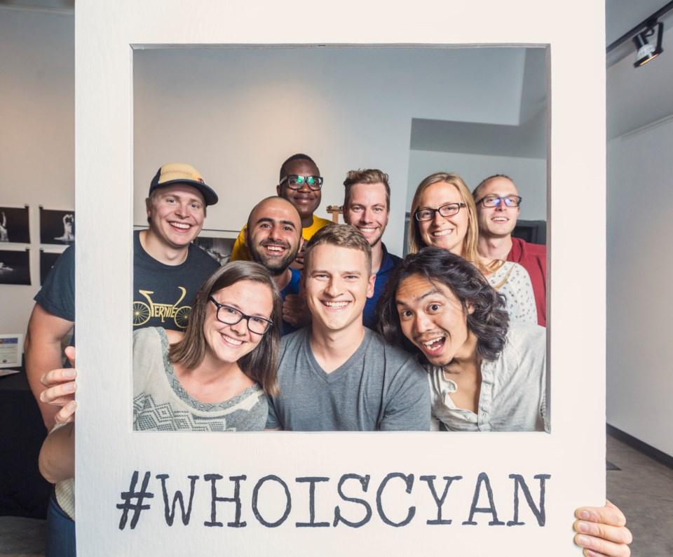 Who is CYAN 0001