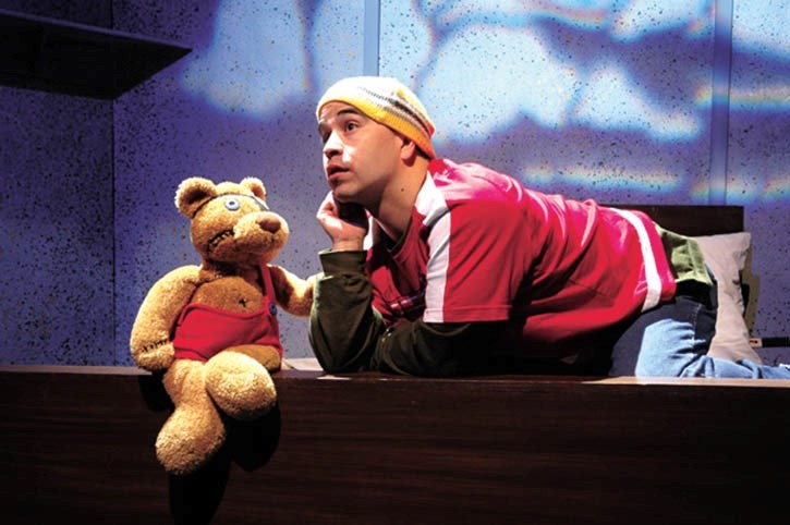 Manitoba Theatre for Young People brings the family show Russell's World to The Banff Centre March 12 and 13.