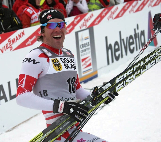 Devon Kershaw won his second World Cup gold medal of the season in Poland Friday (Feb. 17).