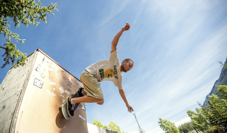 Banff looks to curb skatepark increases