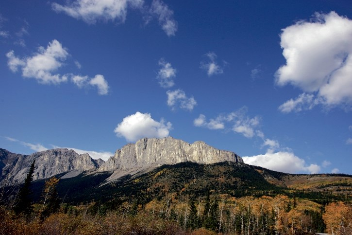 A helipad for commercial helicopter tours has been proposed for the base of Mount Yamnuska and conservation groups, climbers and recreational users are opposed to the idea.