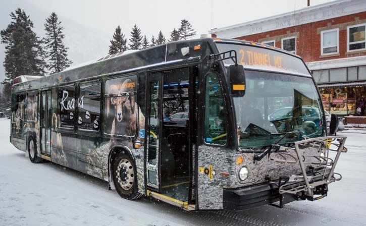 Banff was crazy busy this summer, but local authorities say public transit in the townsite and surrounding national park saved the day.