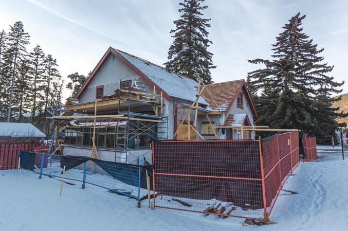 Historic Home Redevelopment