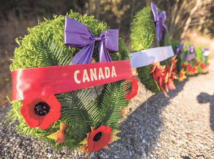Remembrance Day Banff