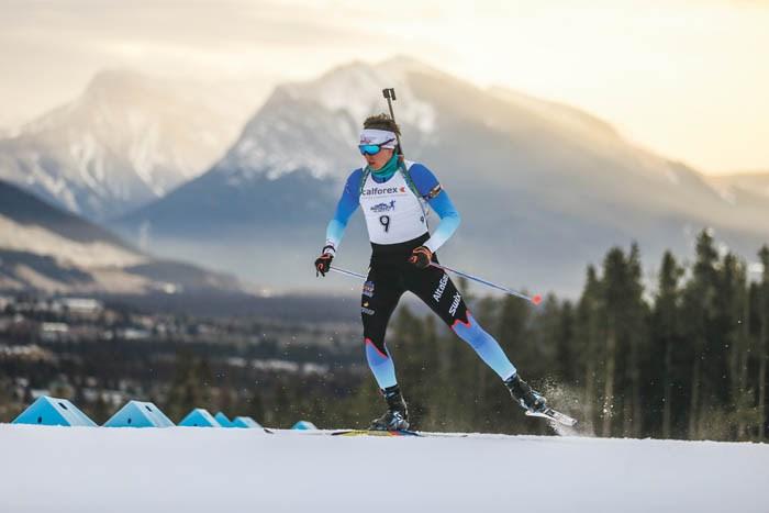 NorAm Biathlon Sprint