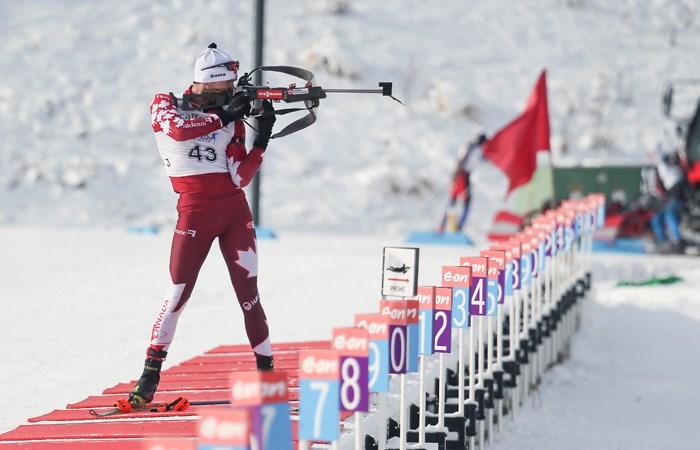Men 10km Biathlon Sprint