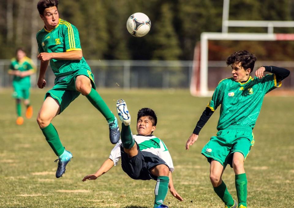 Crusaders Boys Soccer