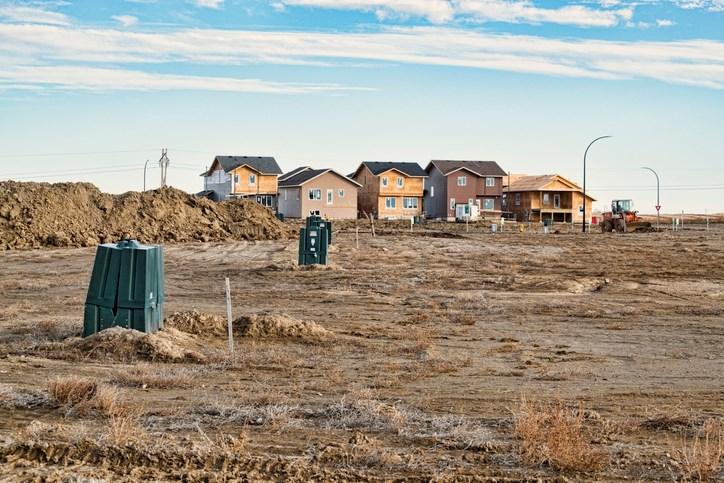 saskatoon urban sprawl Getty