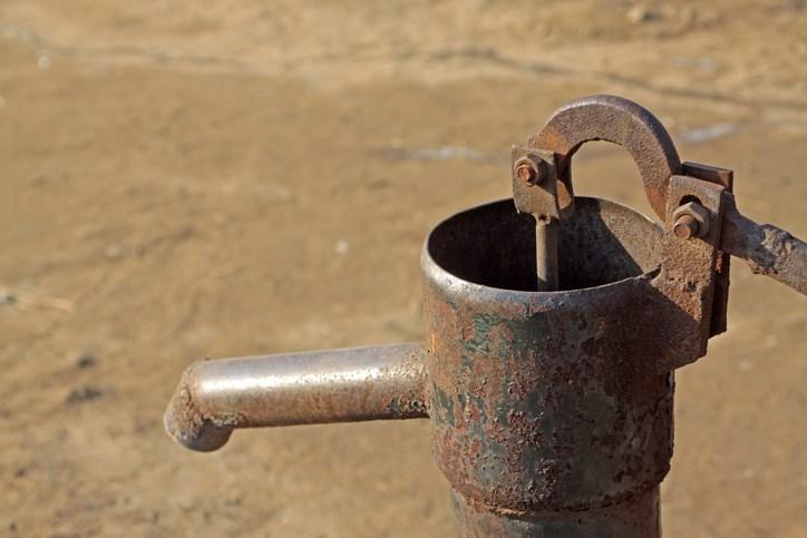 water pump Getty