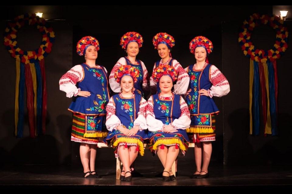Sadok Ukrainian Dance celebrates Ukrainian culture through dance and music.