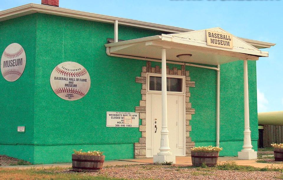 sask baseball hall of fame