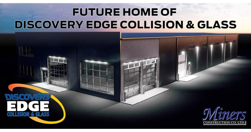 Future Home of Discovery Edge