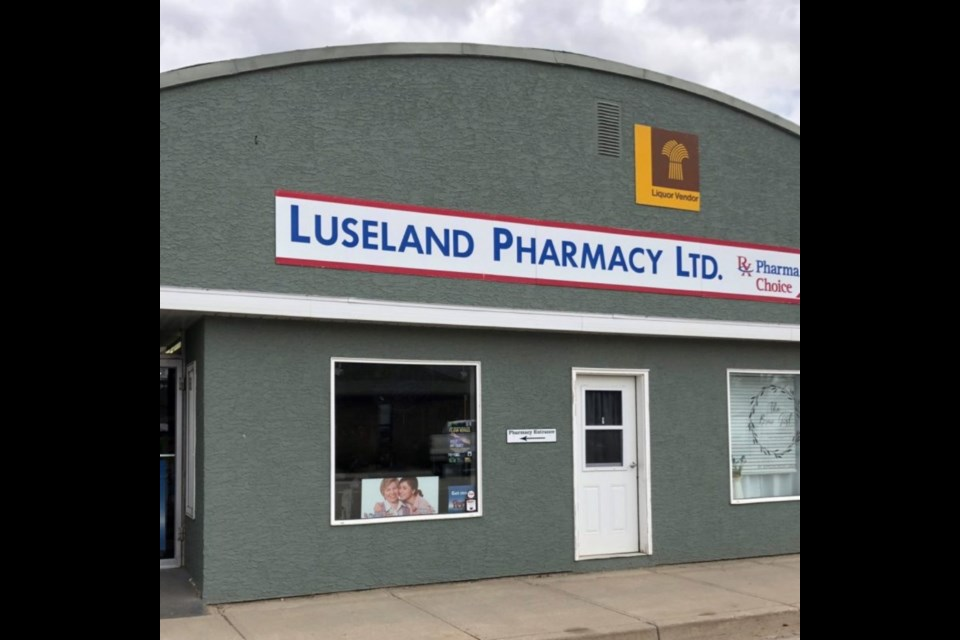 The Einarson family, who has owned and operated the Luseland Pharmacy for 60 years have handed over the keys to new owner.