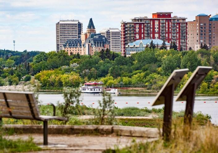 saskatoon urban forest