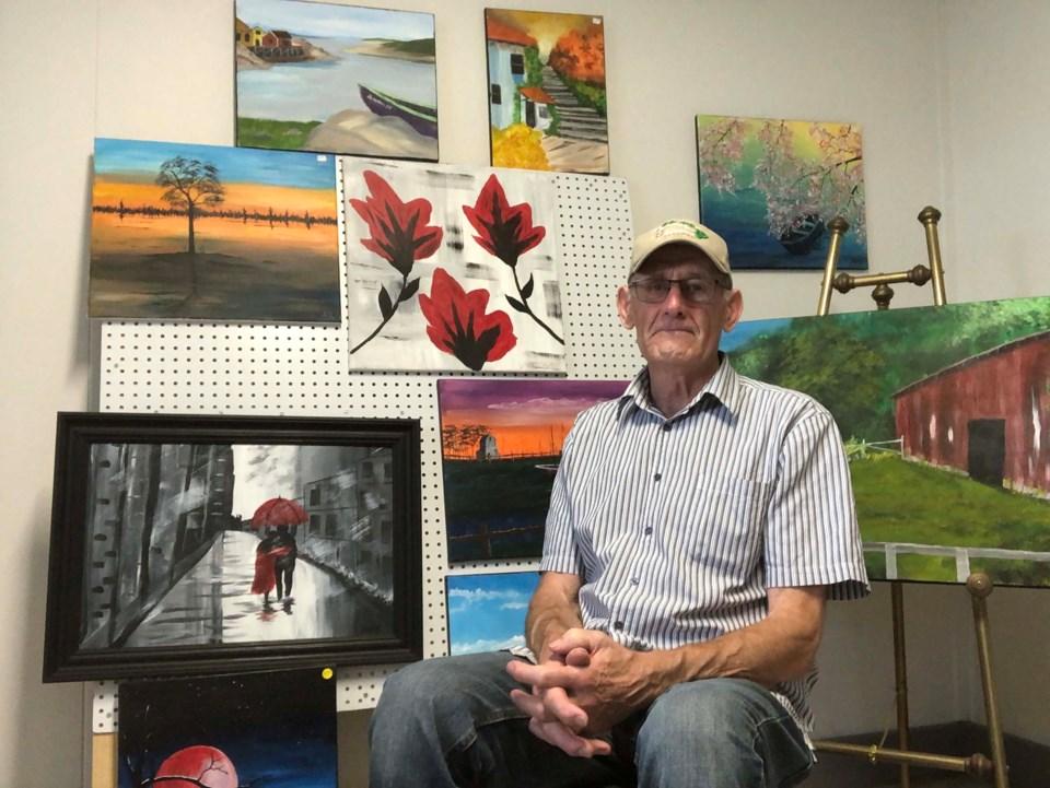 Phil Reddekop Artist of the Week