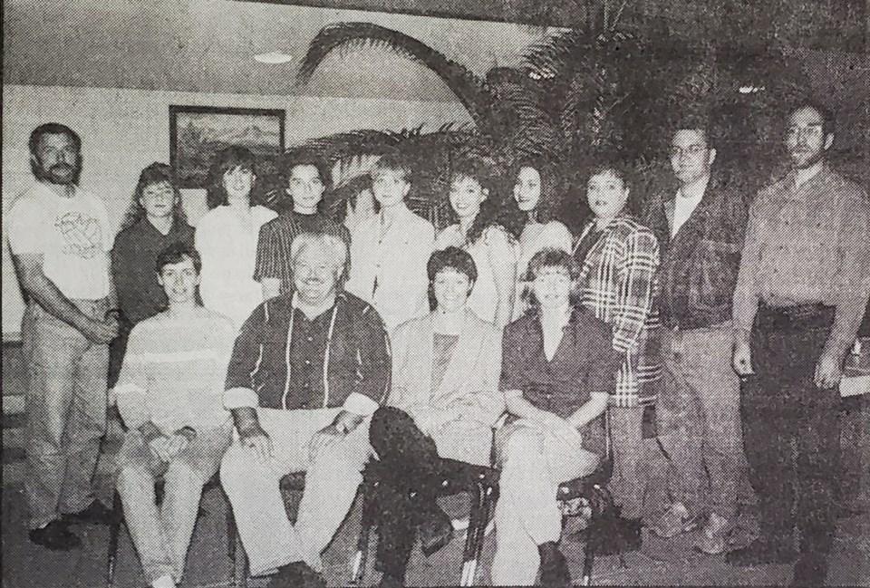 Flashback, October 1985