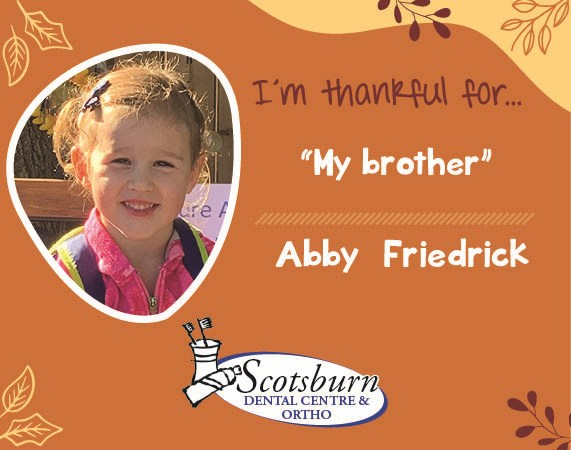 Mary's Little Lambs Preschool participated in the Mercury's Thanksgiving Kids promotion this year.