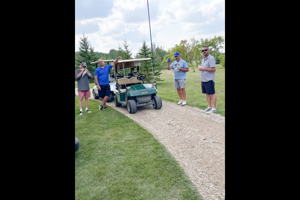Observed at the Manor and RM 63 Golf Tournament