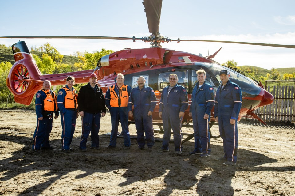 STARS Rescue on the Prairie Crew Participants